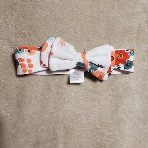 Gymboree baby girl headband